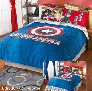 Capt America comforter
