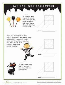 halloween multiplication word problems halloween words and word problems. Black Bedroom Furniture Sets. Home Design Ideas