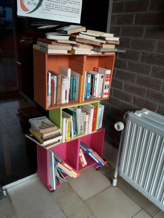 Boite à livres Pont-à-Celles 8