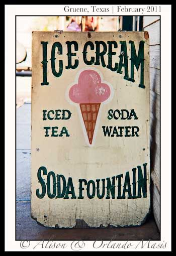 Neat old sign - Anyone remember going to the Soda Founains after school??!