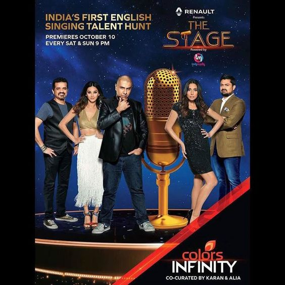 #APITConnect - It's happening! Excitement!! this show means the world to us and we can't wait to share it with you ! Premieres October 10th every Sat and Sun at 9pm on #colorsinfinity @vishal.dadlani @monicadogra @ehsaan @devsanyal by Shibani Dandekar http://bit.ly/1KInyjZ