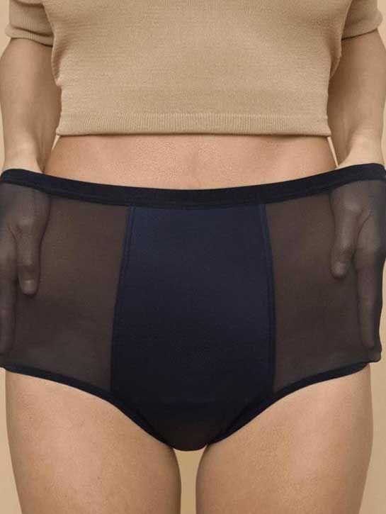 Femmes Complet Mama Slips Coton Riche Culotte Sous-vêtements