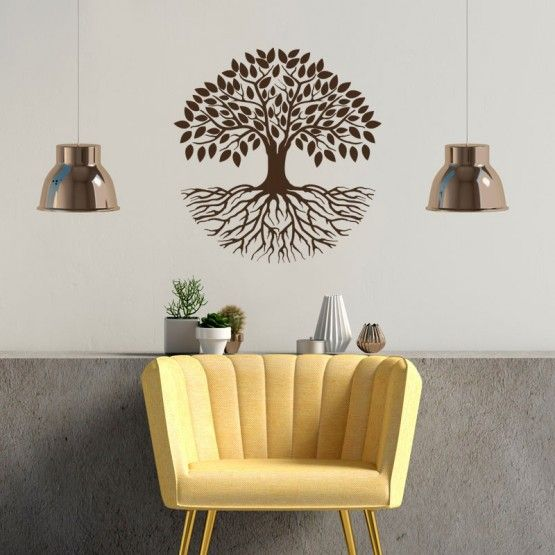 Arbre De Vie Mural Decoration Zen Pour La Meditation Decoration Zen Arbre De Vie Decoration