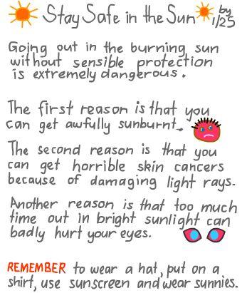 argumentative essay on skin cancer