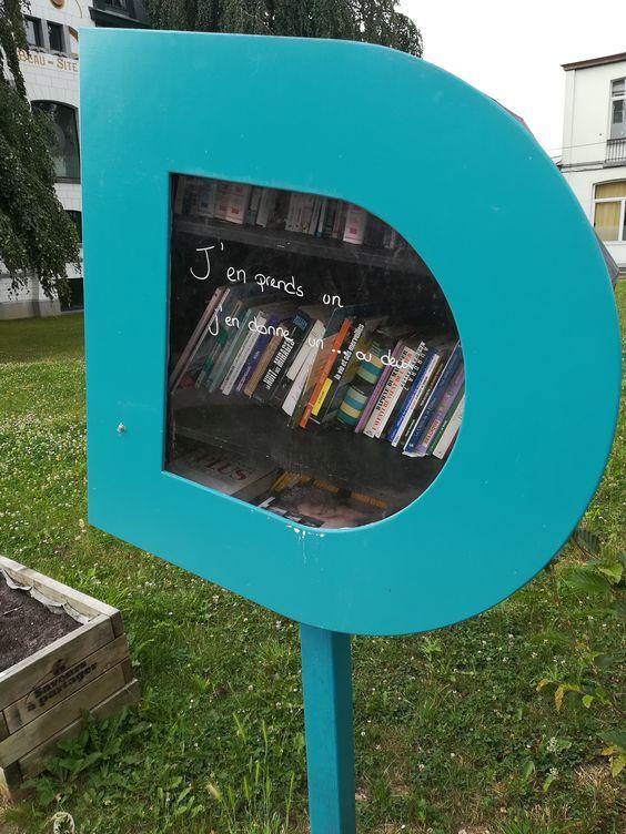 Boite à livres Genval 4