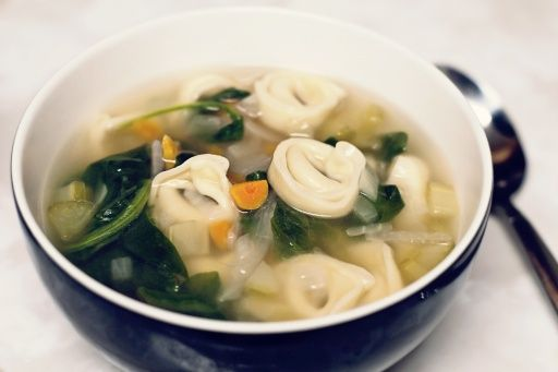 Looking for a simple soup recipe that is both delicious and healthy? Look no further.