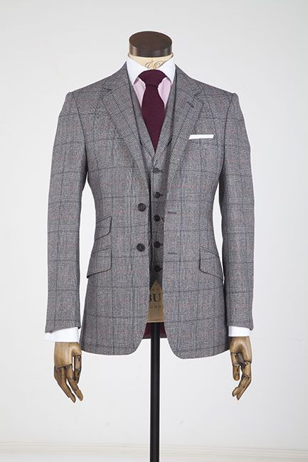 Made to Measure by Jack Bunney...I'm thinking Jay Gatsby