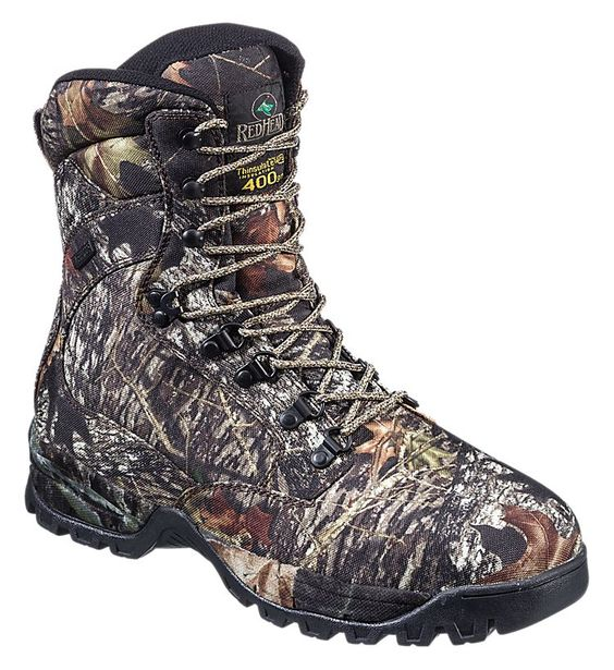 RedHead Big Timber Insulated Waterproof Hunting Boots for Men ...