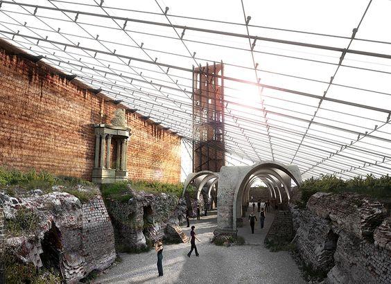 leonidas papalampropoulos proposes to restore kaliningrads center historical…