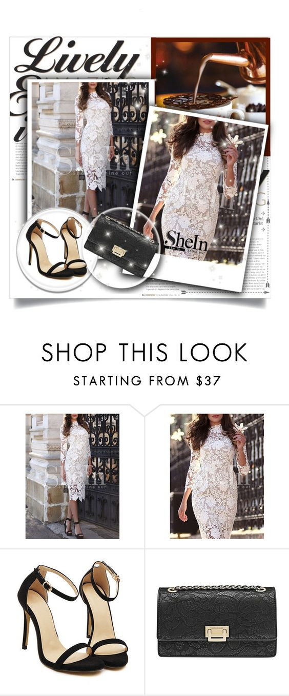 """""""SheIn IV/7"""" by zenabezimena ❤ liked on Polyvore featuring women's clothing, women, female, woman, misses, juniors, topset and shein"""