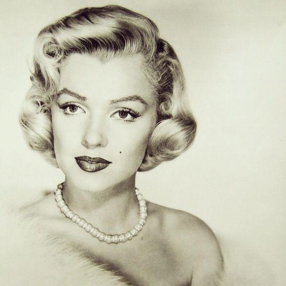 """Beautiful Marilyn "" Photo taken by @heartsandfound on Instagram, pinned via the InstaPin iOS App! http://www.instapinapp.com (12/03/2014)"