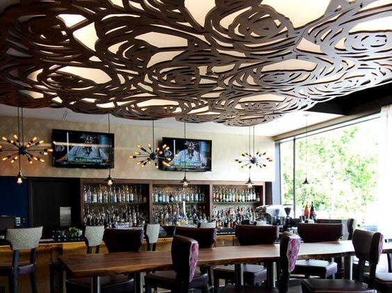 Wall Design Lebanon : Lebanon racino daisies ceiling panels design