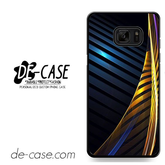 Abstract Lines Wide Geometri DEAL-228 Samsung Phonecase Cover For Samsung Galaxy Note 7