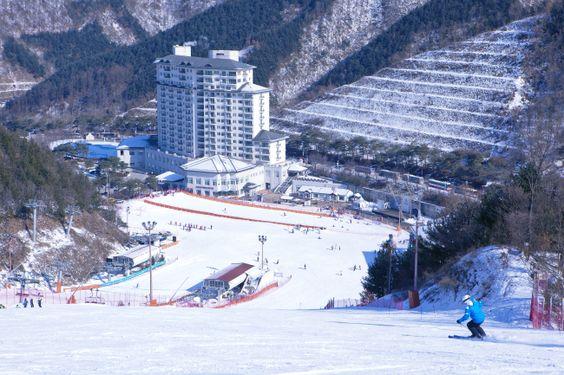 Vista de Elysian Gangchon