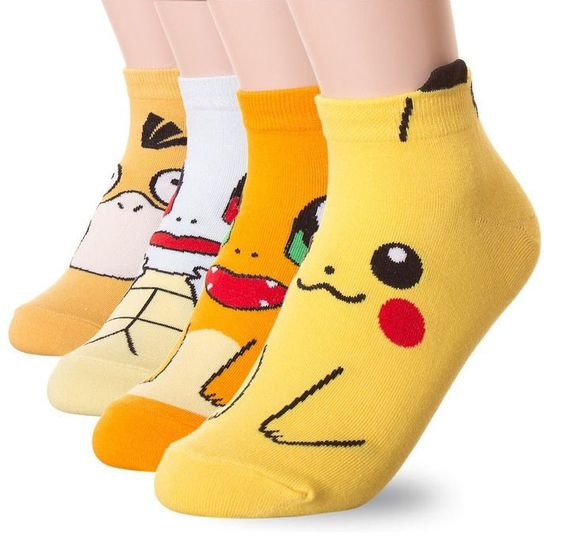 Pokemon Socks: