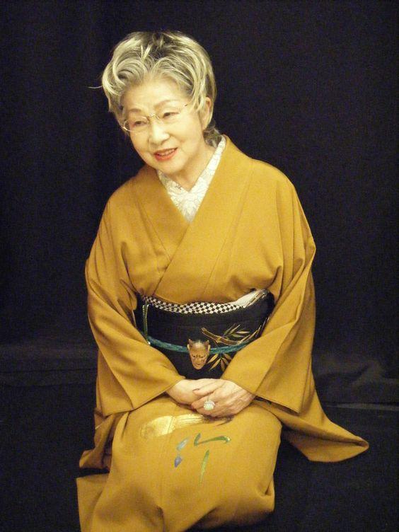 Kubota Itchiku 帯留め(Obi Dome)「般若面(Hannya-men):