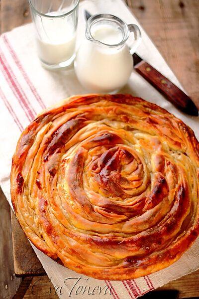 Veles Butter pie