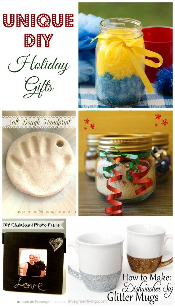 Seasons Diy Christmas Gifts And Homemade On Pinterest