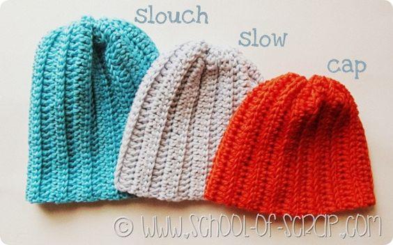 Scuola di Uncinetto: matematica applicata alla misura di cappelli e berretti  Cappelli All ...