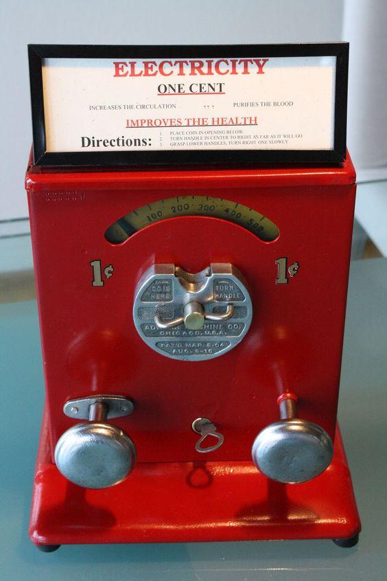 heart shock machine