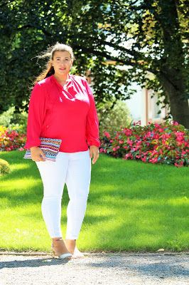 A Plus Size Girl Who Loves Fashion