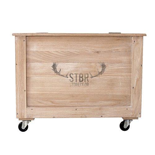 Geef je interieur een karakteristieke twist met de opbergbox van Storebror.