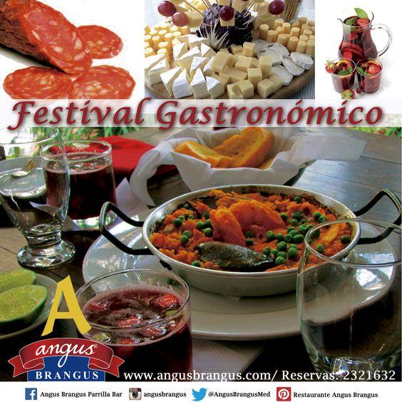 Si tu deseo es probar preparaciones nuevas, este mes disfruta nuestro FESTIVAL GASTRONÓMICO ESPAÑOL. Reservas: 2321632.  #AngusBrangus #paellas #laspalmas #Medellín #Eventos #Quehacerenmedellín #OpcionHoy #restaurantesmedellin #FestivalGatronómico http://ow.ly/i/8xDpp