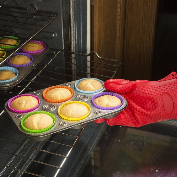 ★ $3 OFF COUPON CODE: LSYQZVEP ★  MUST HAVE SILICONE BAKING CUPS ✔ PREMIUM QUALITY ✔ FREE DESSERT BOX  ✔ FREE RECIPES E-BOOK ✔ EASY TO CLEAN  ✔ EASY TO PEAL  ✔ BPA FREE & FDA APPROVED  ✔ DISHWASHER SAFE  ✔ MICROWAVE SAFE  ✔ FREEZER SAFE  ✔ LIFETIME GUARANTEE