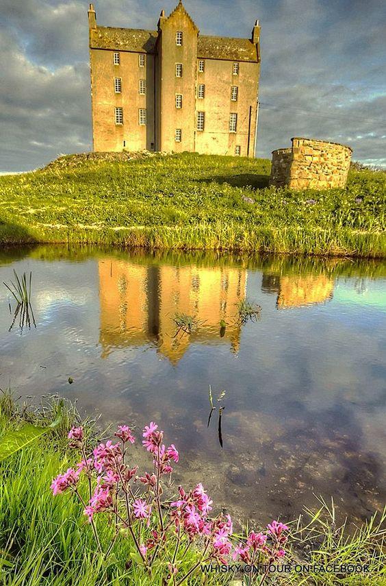 Freswick Castle ~ Caithness, Scotland