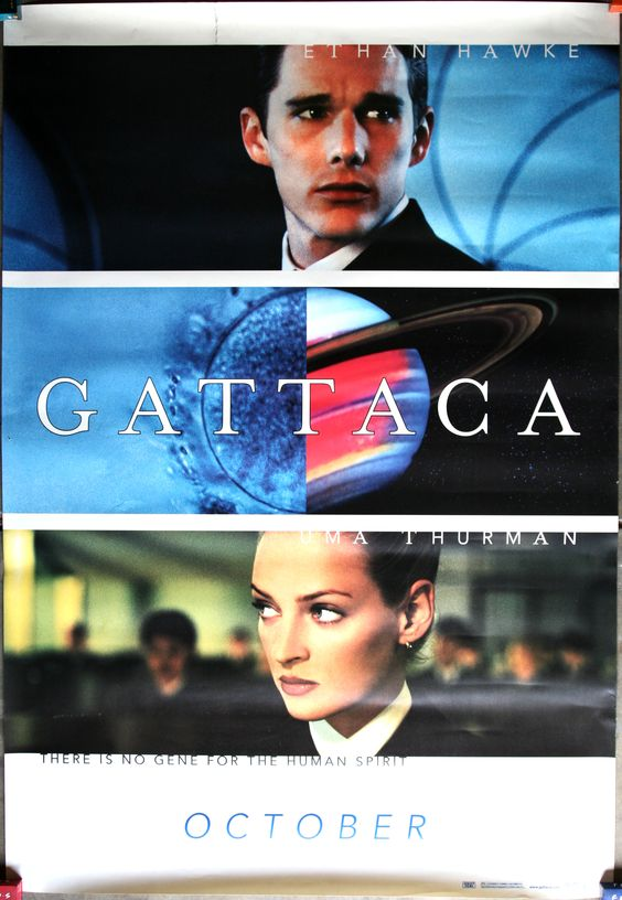 gattaca there is no gene for fate Read gattaca quote from the story exam revision by kaileeg with 479 reads kill, boring, mental gattaca quotes  there is no gene for fate - vincent.