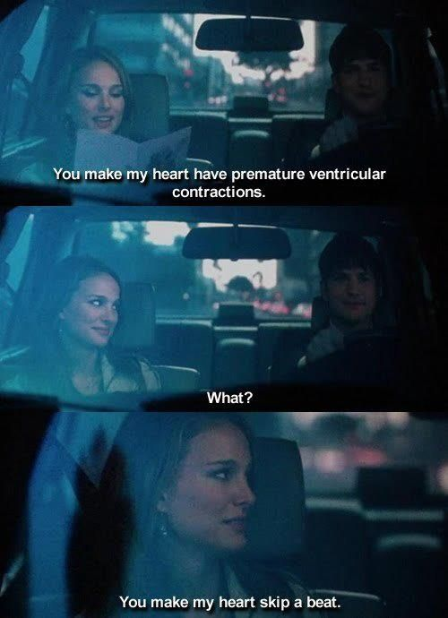 You Make My Heart Have Premature Ventricular Contractions Movie