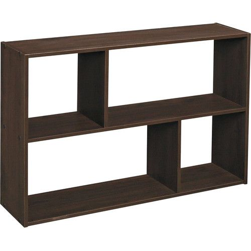 Found it at Joss & Main - ClosetMaid Cubeicals 4-Shelf Organizer in Espresso