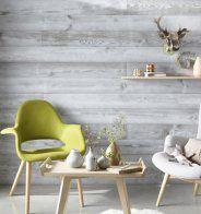 Lambris bicolore - Marie Claire Maison