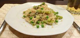 Schöner Tag noch! Food-Blog mit leckeren Rezepten für jeden Tag: Büro-Mittagessen: Frühlings-Couscous-Salat