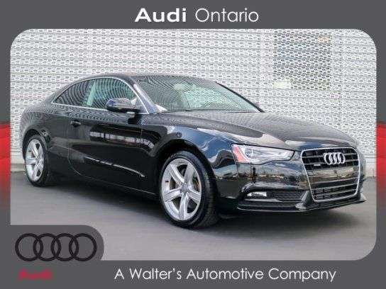 Coupe 2013 Audi A5 2 0t Premium Plus Quattro Cpe With 2 Door In Ontario Ca 91764 Audi Audi A5 European Cars