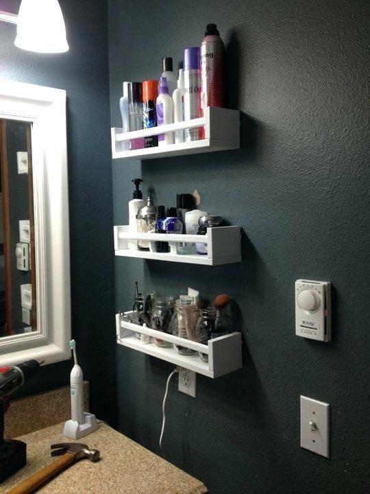 25 Amazing Ikea Small Bathroom Storage Ideas Bathroom Wall Storage Small Bathroom Storage Bathroom Storage
