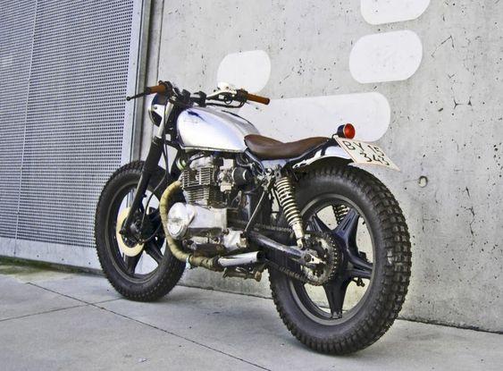 CB 400: Fontes de inspiração | Garagem Cafe Racer