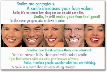 #Smiles are the best investments: they never lose their value! #dental #oralhealth