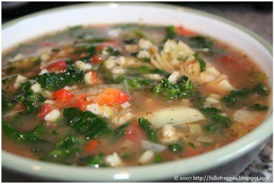 Greek-Flavored Spinach and Orzo Soup. A Quick and easy to put together soup. I personally like to have it with a simple Greek style salad and fresh flatbread. A light meal..: Barley Soup, Artichoke Orzo, Food Knowledge, Chicken Artichoke, Veganized Food, Vegan Recipes, Food Beverages, Favorite Recipes, Food Soups