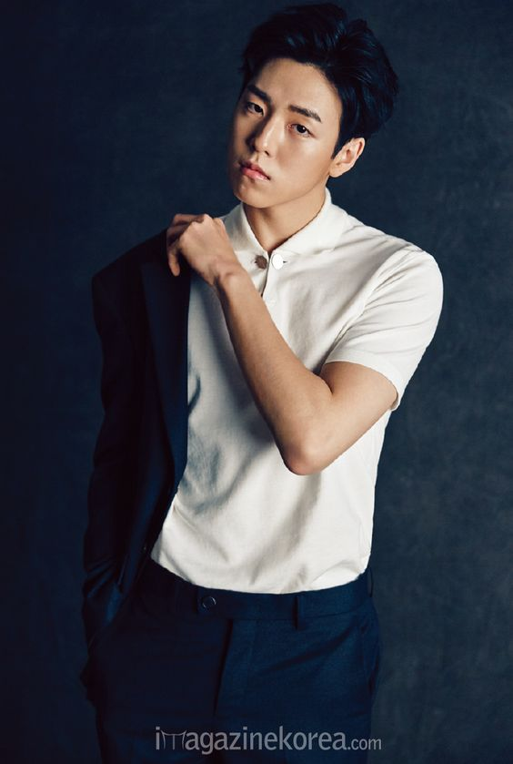 Moorim School Star Actor Lee Hyun Woo for Esquire Magazine March Issue 2016