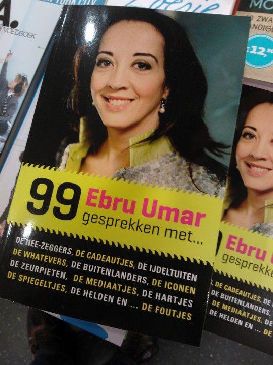 99 gesprekken met Ebru Umar - opmaak binnenwerk: