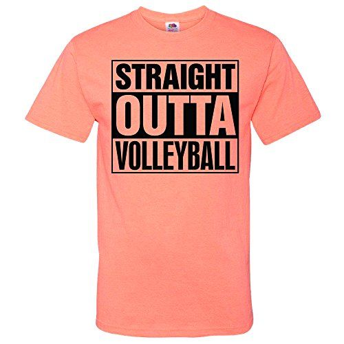 Volleyball Straight Outta Hot Coral T-Shirt Adult Medium Hot Coral Image Sport http://www.amazon.com/dp/B0156U4EVY/ref=cm_sw_r_pi_dp_BaMVwb04CSKBW