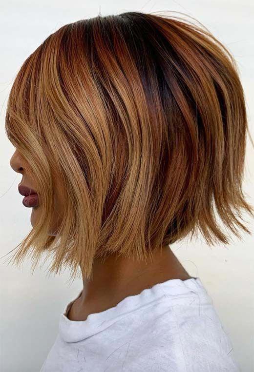 28+ Cute bob hairstyles ideas