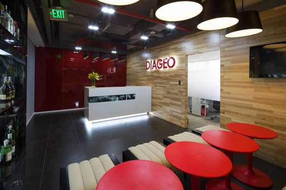 Diageo office in Ho Chi Minh by TTT Corporation