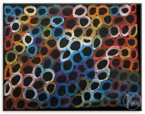 Aboriginal Art by Logash