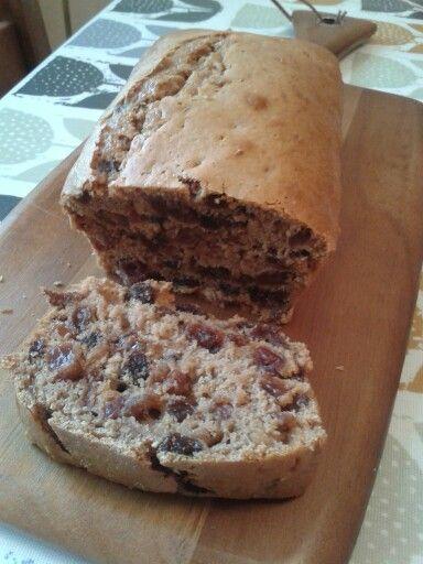 My bara brith cake :)
