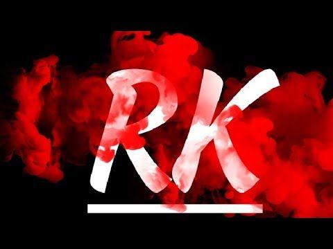 R Love K Full Screen Whatsapp Status Youtube Flower Phone Wallpaper Alphabet Images Love K R name ka wallpaper download