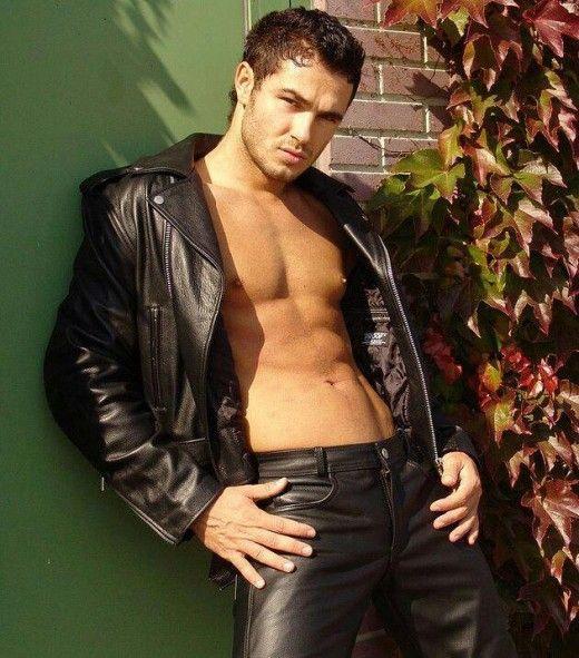 Men's Schott Leather Jackets