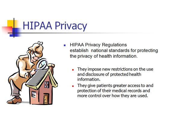 HIPAA law    wwwupcounsel hipaa-law Business Pinterest - hippa release forms