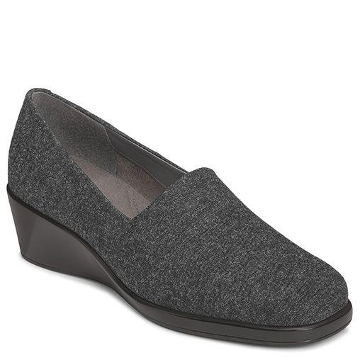 Temptation Slip On Wedges | Women's Wedges Career Shoes | Aerosoles